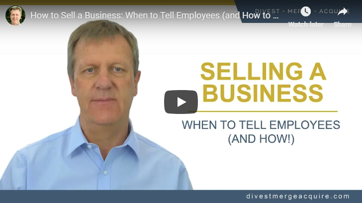 How to sell a business 7